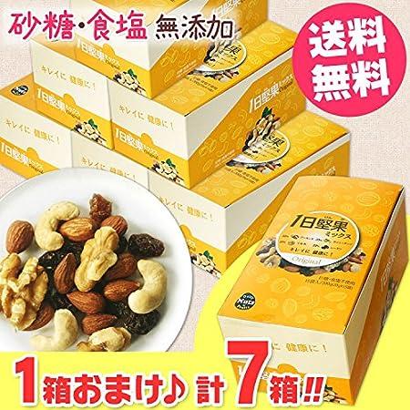 1日堅果ミックスオリジナル[15袋]◆6箱セット+1箱増量