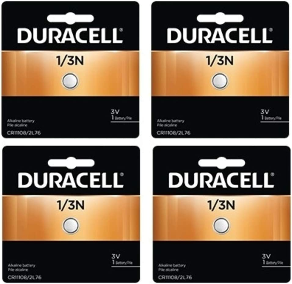B002YFCRWS Duracell Photo Battery 3 V Model No. 1/3n Carded (Pack of 4) 61kBdOvqwNL