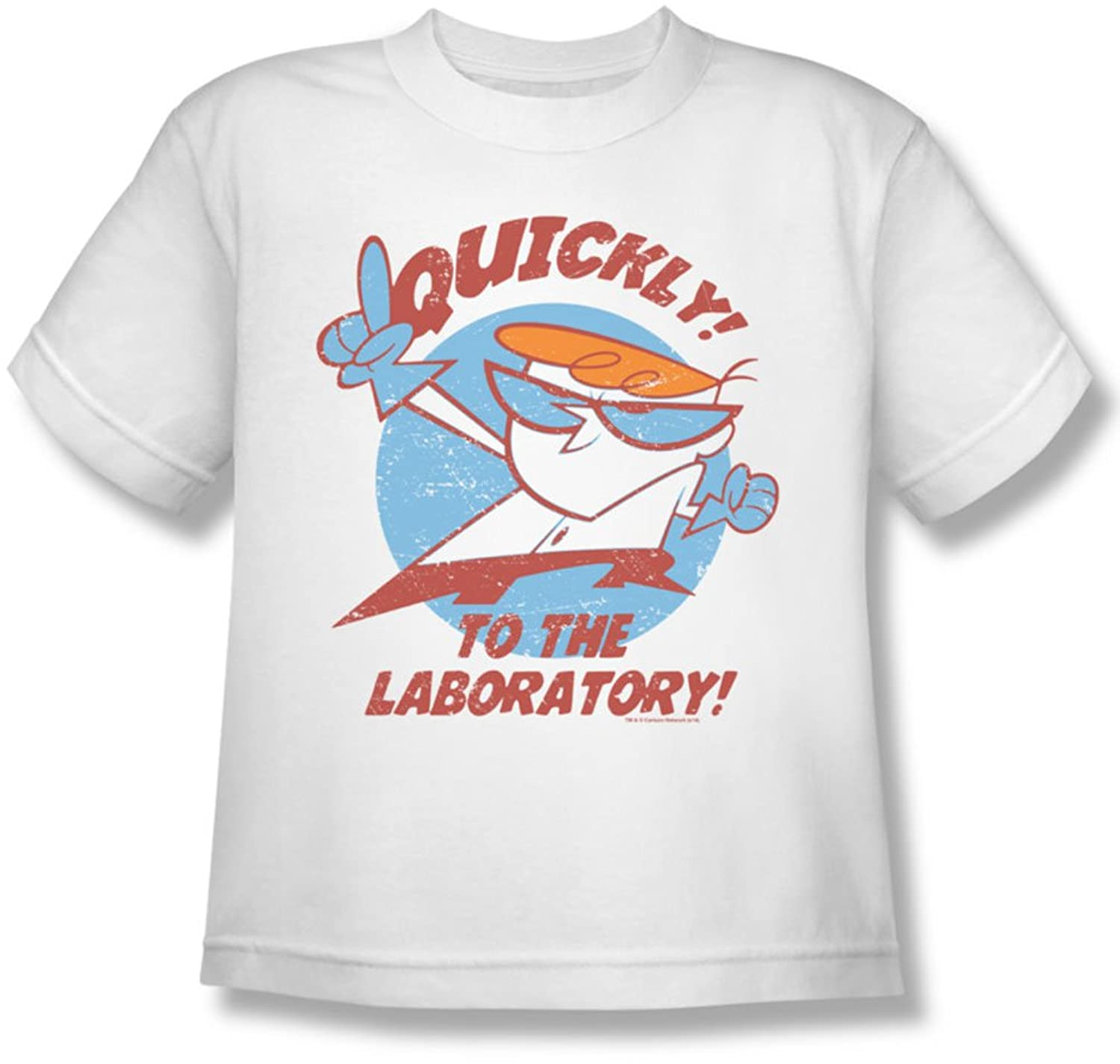 Dexter's Laboratory - Youth Quickly T-Shirt