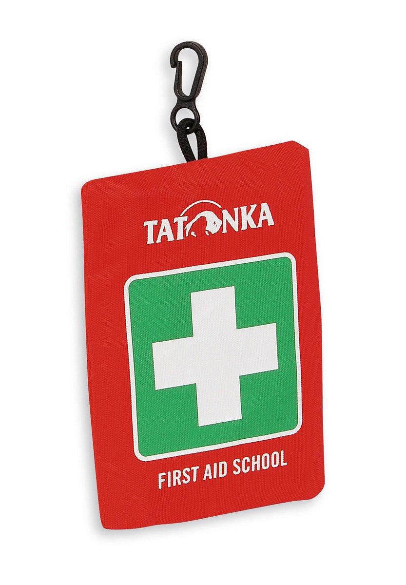 Tatonka Kinder Erste Hilfe First Aid School, Red, 14 x 10 x 3 cm, 2704 TATK5|#Tatonka