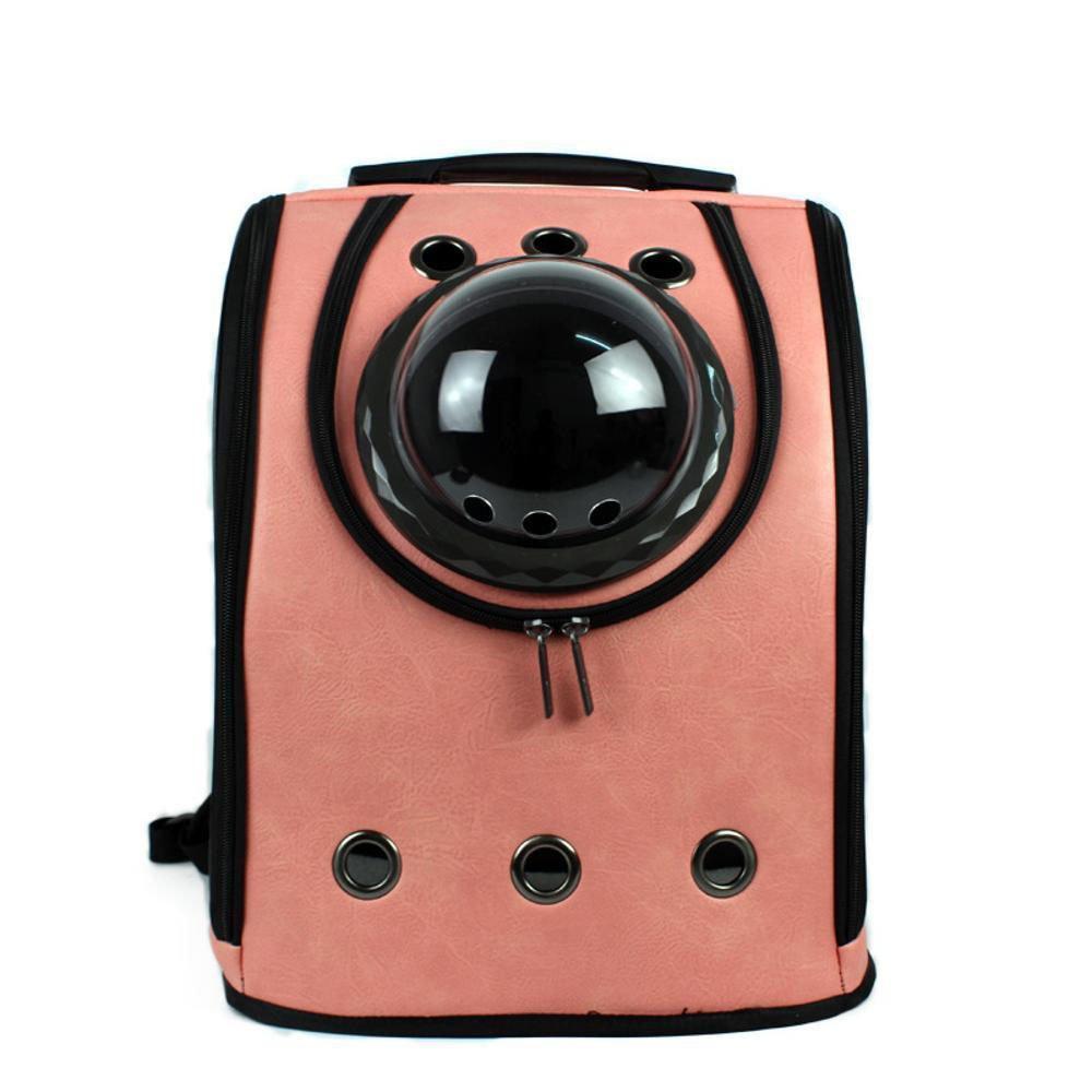 Aoligei Space Bag Petto Borsa Zaino Spalla Spazio Zaino 32x26x42cm per Animali
