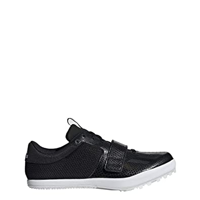 wholesale dealer 00d54 3eefd adidas Jumpstar Spike Shoe - Mens Track  Field 6.5 Core BlackWhite