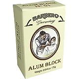 Barbero Alum Block No.01 2.64 oz / 75 g