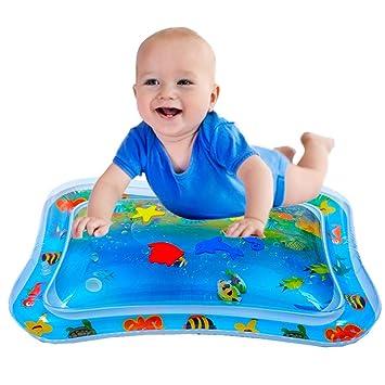 dc8f2092205 プレイマット ベビー ウォーター 新生児から対象 かわいいプレイマット 子供用 空気注入式ベビー