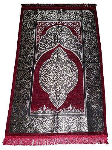 Islamic Prayer Rug Muslim Prayer Mat Sajadah Carpet