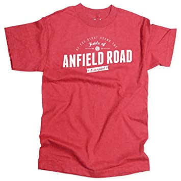 Anfield Road, Liverpool, T-Shirt