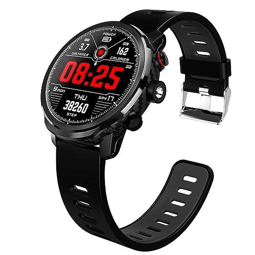 Denret3rgu Microwear L5 - Reloj de Pulsera Inteligente para ...