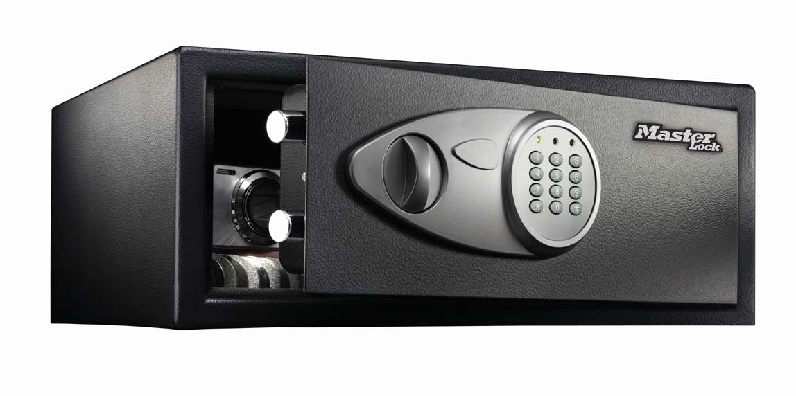 Master Lock Security Safe, Large Digital Combination Safe, Use as a Laptop Safe, Jewelry Safe and More