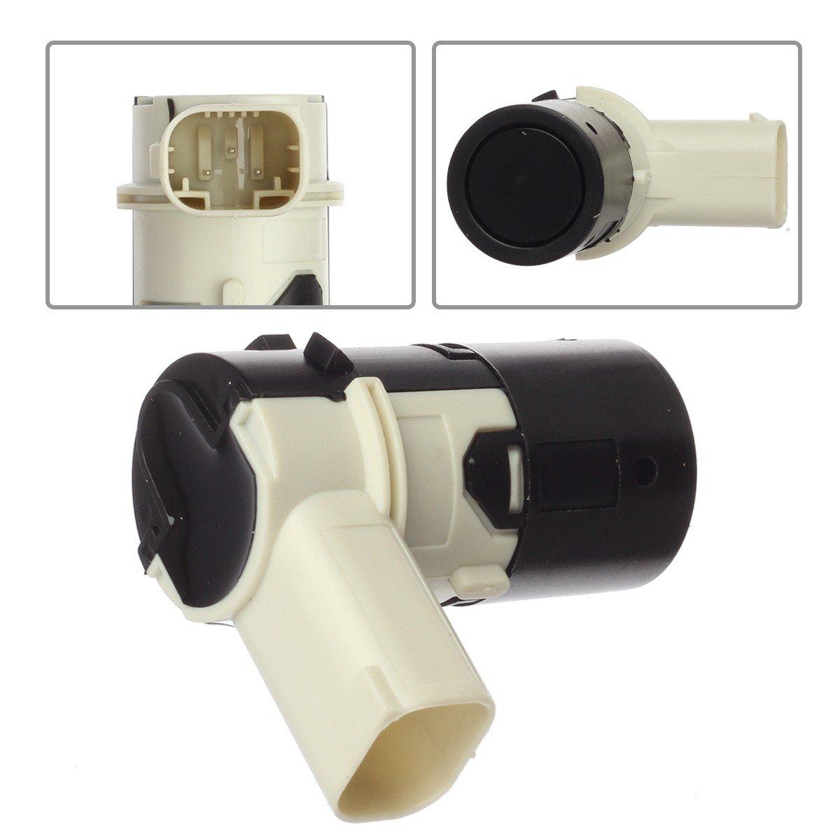 AUTEX 1pc Park Assist Sensor Packing Aid Sensor compatible with 2002-2003 BMW 525i 2.5L 2002-2003 BMW 530i 3.0L 2002-2008 Mini Cooper 1.6L