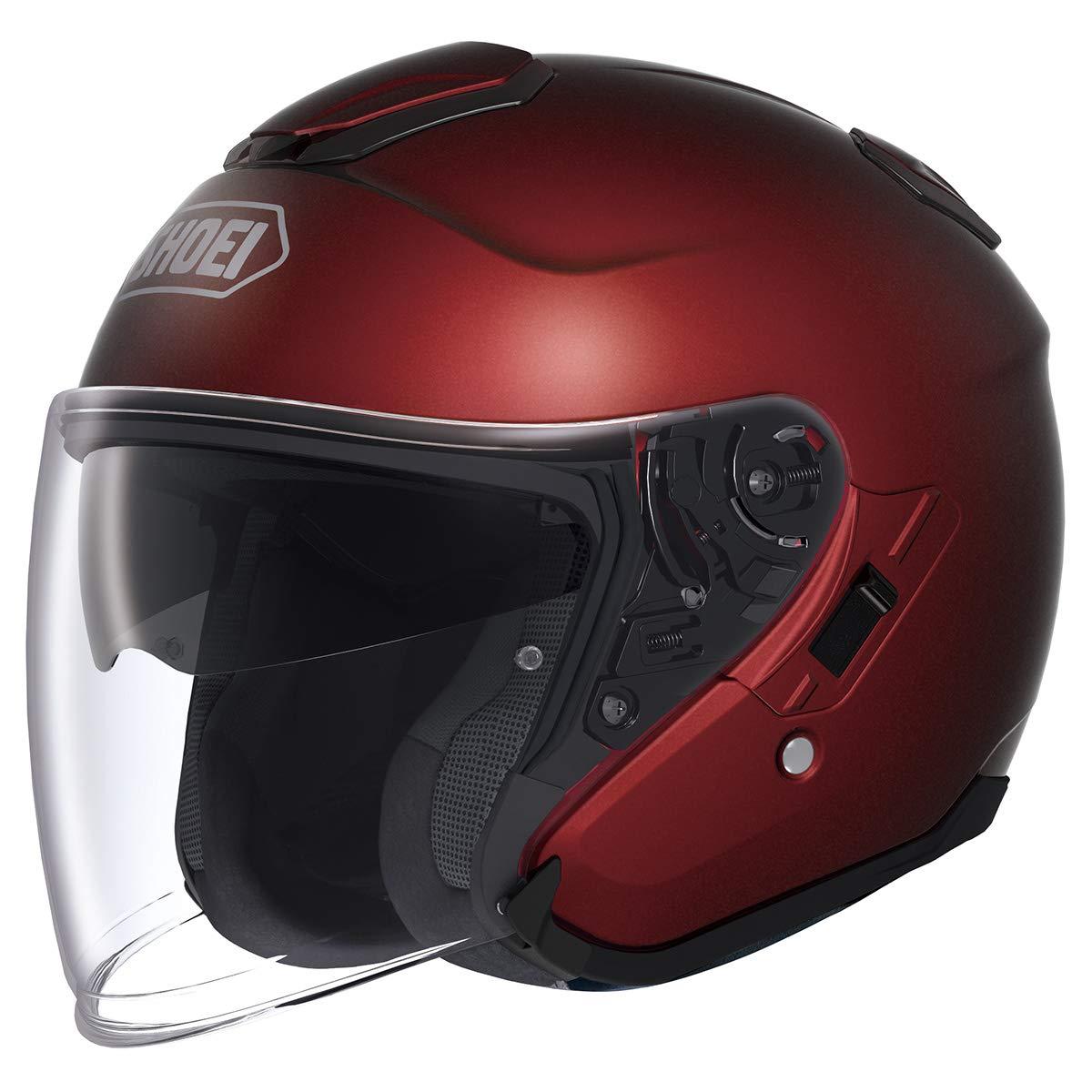 Amazon.com: Shoei j-cruise Reborn casco, XL, Tc-1: Automotive