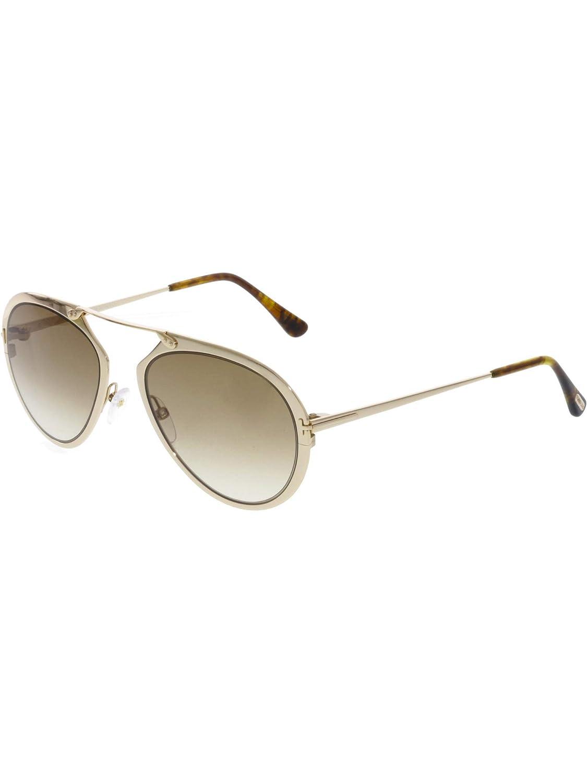 Tom Ford Womens Mens Dashel 53Mm Sunglasses