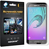 3 x Membrane screen protectors for Samsung Galaxy J3 (2016) - Matte, Installation Kit