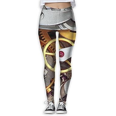 Yoga Pants Close Up