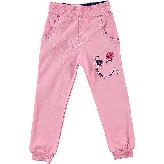Civilim - Pantalones de Entrenamiento para niña (100% algodón, 2-5 ...