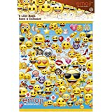 Emoji Loot Bags, 8 Count