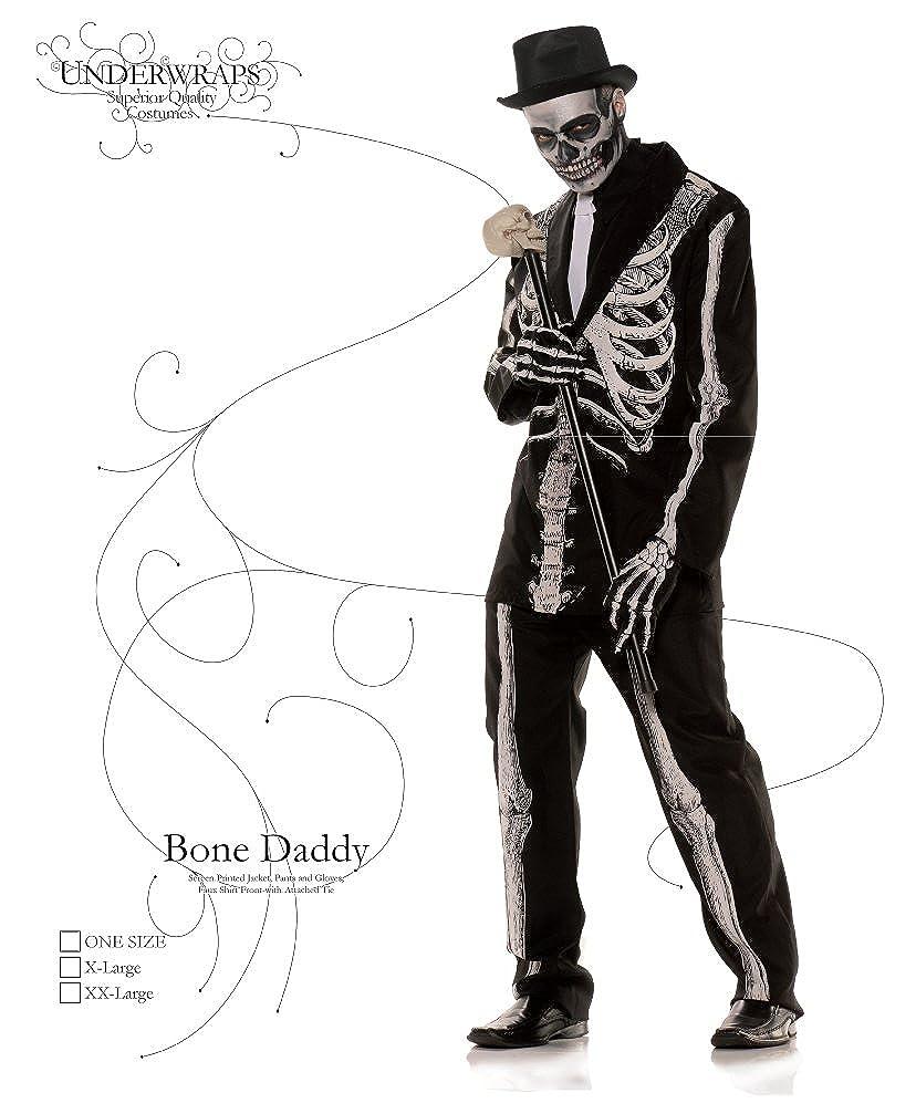 f10d871ee5e Amazon.com  Underwraps Men s Bone Daddy  Clothing