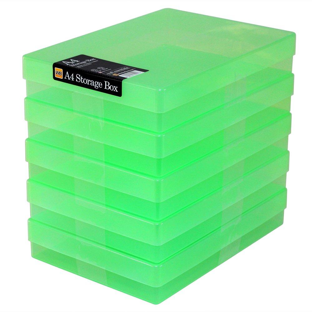 A4 1 FolderSys PP de sobres Juego de 10 multicolor