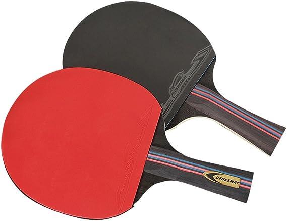 1X Professional Table Tennis Ping Pong Racket Paddle Bat Blade Game Training