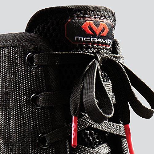 McDavid Classic 199R Lightweight Ankle Brace (White, X-Small) by McDavid (Image #3)