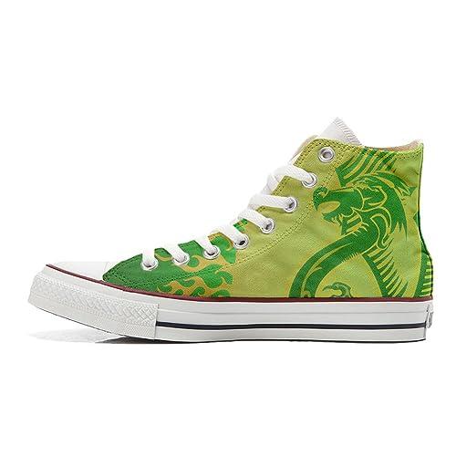 Scarpe Converse All Star Alte personalizzate (scarpe