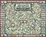 White Mountain Puzzles One Million Dollars - 1000 Piece Jigsaw Puzzle