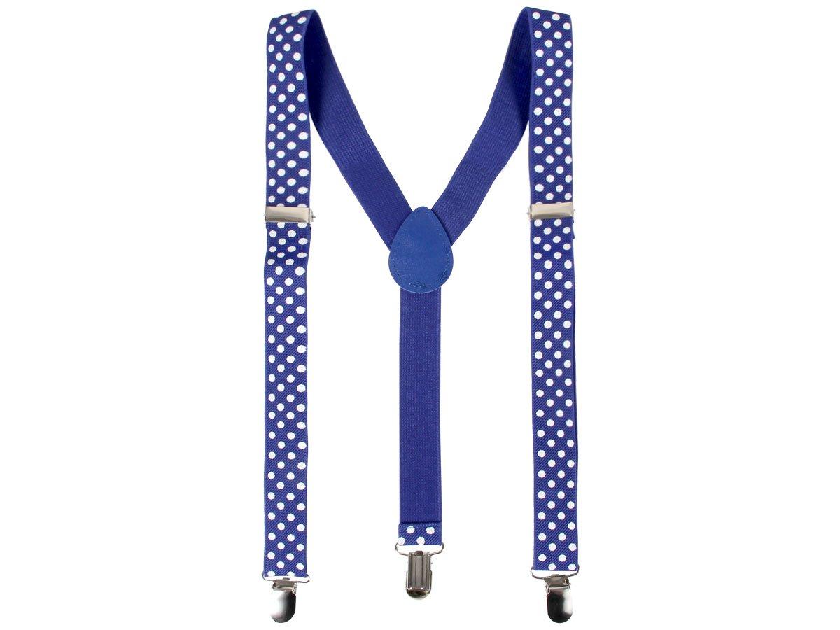 Alsino ® Braces Stretchy Adjustable Y Shaped With 3 Clips Original Funny Designs Vivid Colours One Size Unisex, Hoträ-10 black metallic Hoträ-10 black metallic