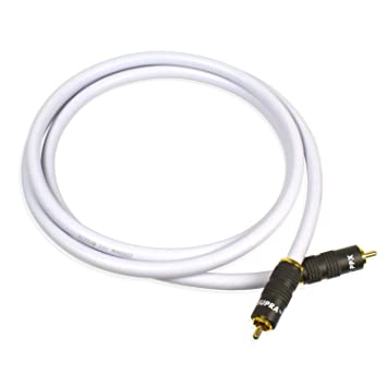 Supra Trico Digital Co-Cable coaxial RCA 2 m