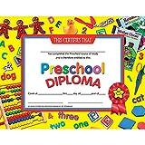 Preschool Diploma Certificate (Set of 30)