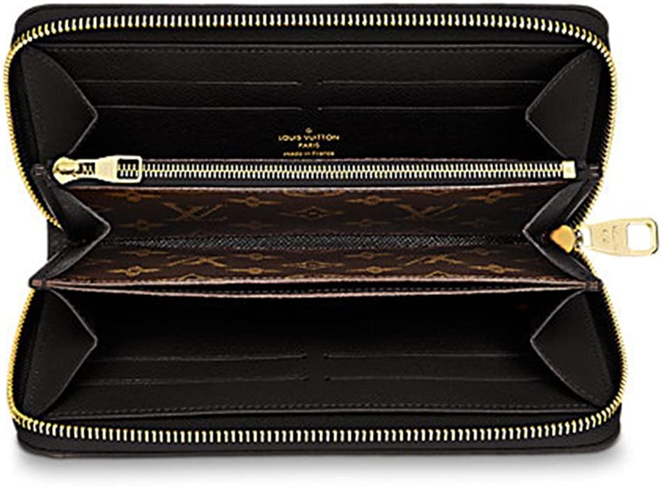 9b810025f285b Authentic Louis Vuitton Monogram Canvas Zippy Wallet Retiro Article ...