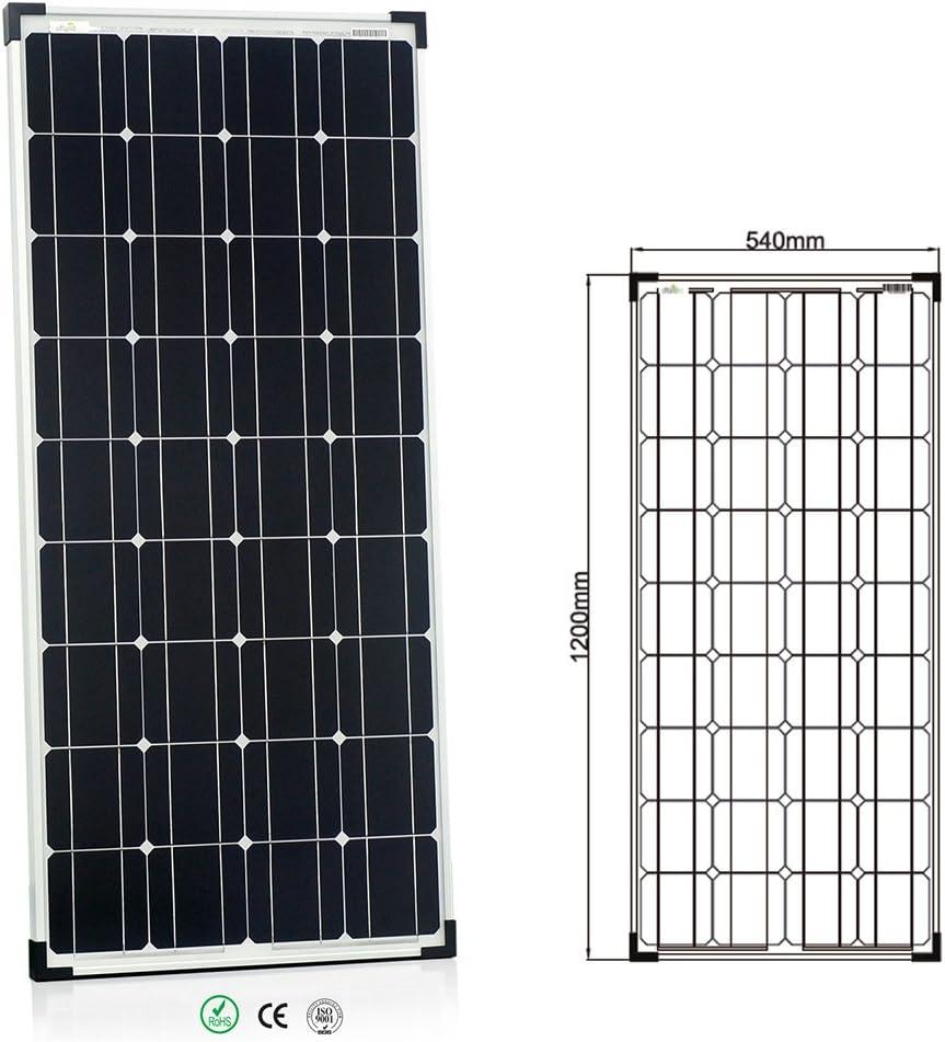 Solarset 200W 12V Solarmodul Wohnmobil Garten neu 30Ampere Solaranlage XXL