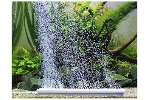 (Pm0606 Brand Micro Oxygen Bubble Diffuser Air Stone Stick Forever contious Smooth Bubbles with an air Control Valve, 100% High Qualitiy Very Good for Shrimps, Guppy, Tetra, Betta)