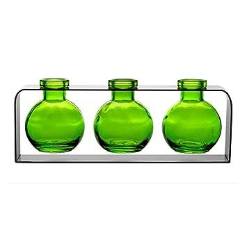 Amazon Unique Glass Bud Vases Flower Vases Decorative Small