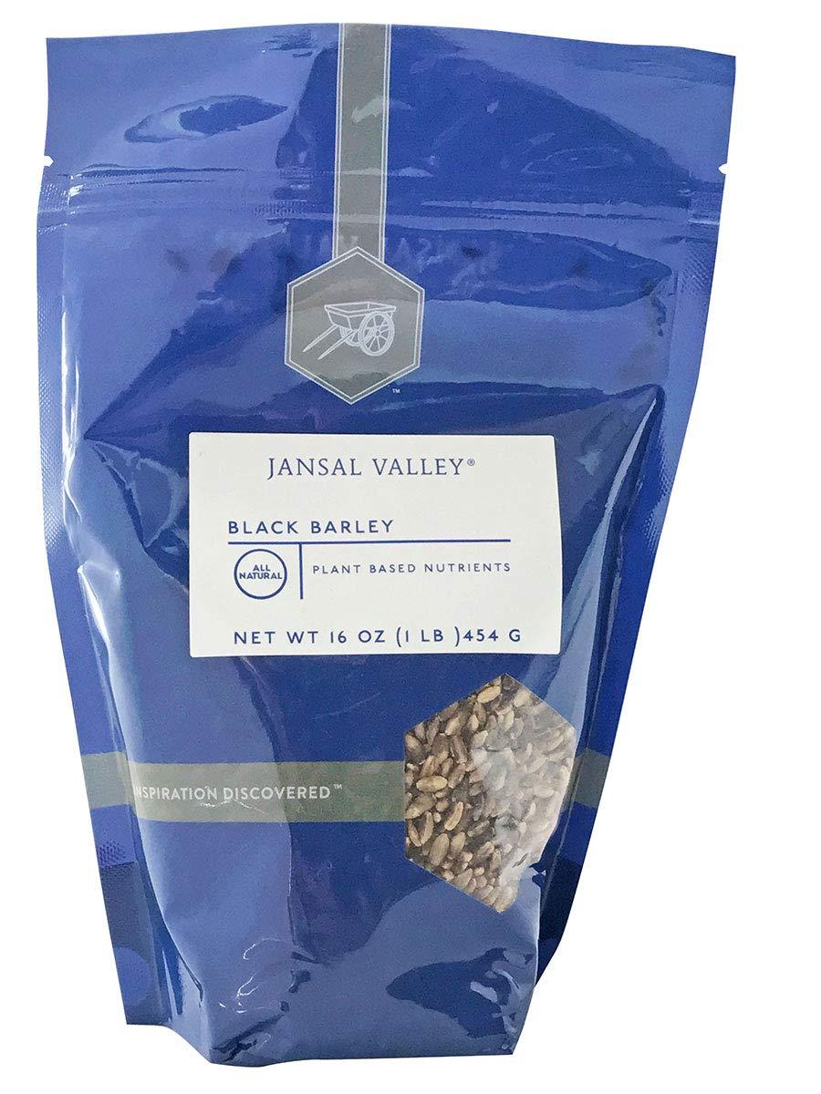 Jansal Valley Black Barley, 16 Ounce