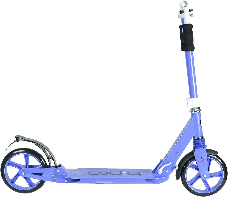 Trottinette adulte pliable à suspension bopster® b:pro - Violet ...