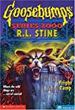 Fright Camp, R. L. Stine, 0590399950