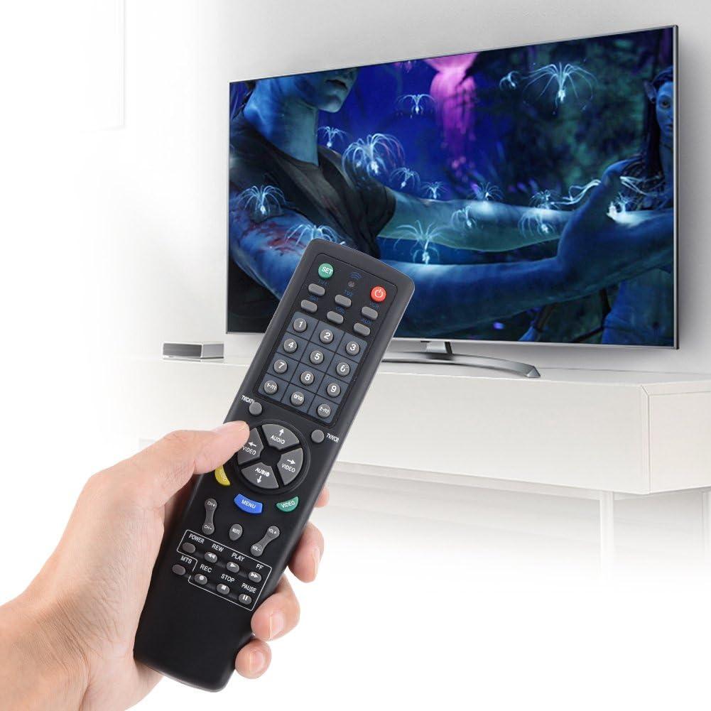 Mando a Distancia Universal Multifuncional para TV Changhong, DVD, VCR, Sat CD, AUX, Mando a Distancia Inteligente, Distancia de transmisión de 8 m: Amazon.es: Electrónica