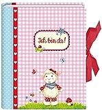 Ich bin da! - BabyGlück Lämmchen: Kleines Foto-Einsteckalbum (Verkaufseinheit)
