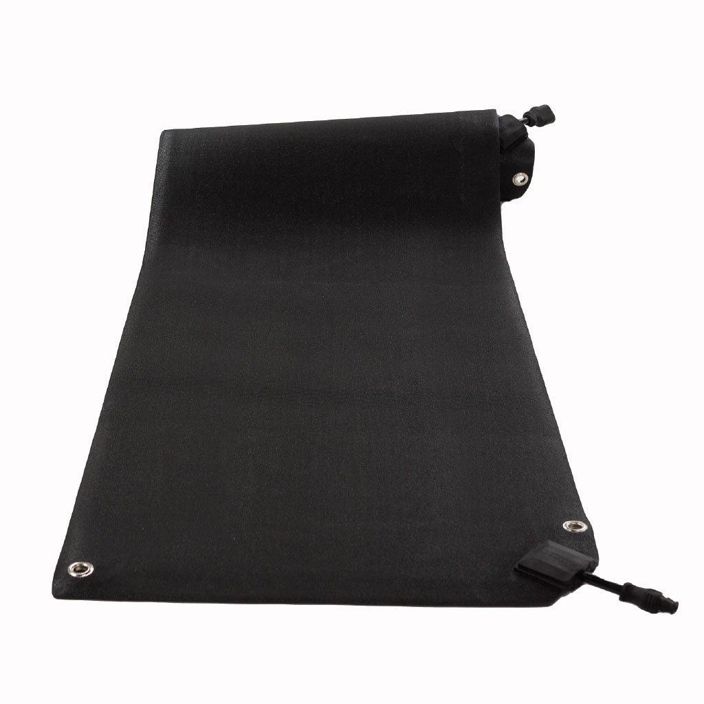 HeatTrak Heated Snow Melting Walkway Mat | Outdoor 'No Slip' Heated Walkway Mat 20 x 60 Inch HR20-60