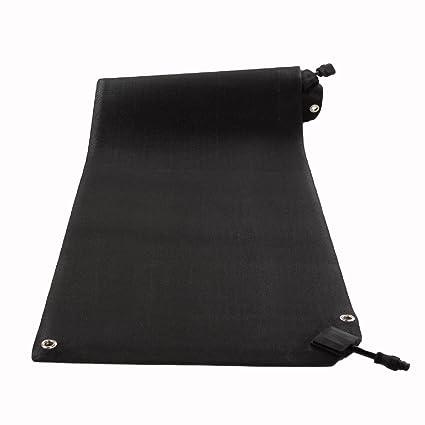 amazon com heattrak heated snow melting walkway mat outdoor no