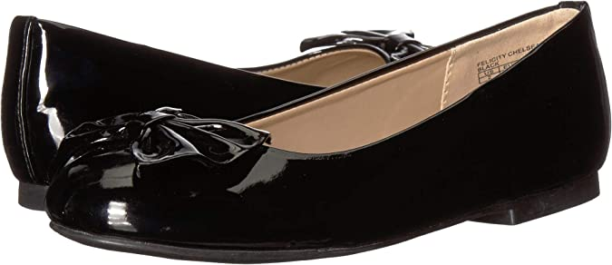 Circus by Sam Edelman Kids Girl's Felicity Chelsea (Little Kid/Big Kid) Black 5 M US Big Kid