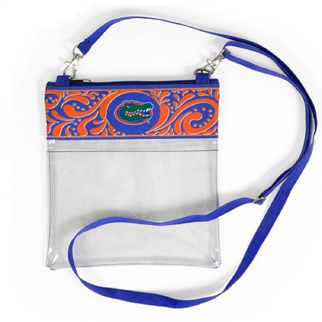 Desden Florida Gator Clear Gameday Crossbody Bag