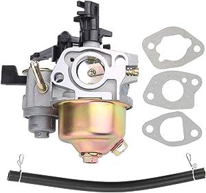 Yermax Carburetor for Harbor Freight Predator 60363 69730 69727 68121 68120 212CC Gas Engine