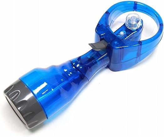 Verano mini Handheld botella de Spray de ventilador con agua ...