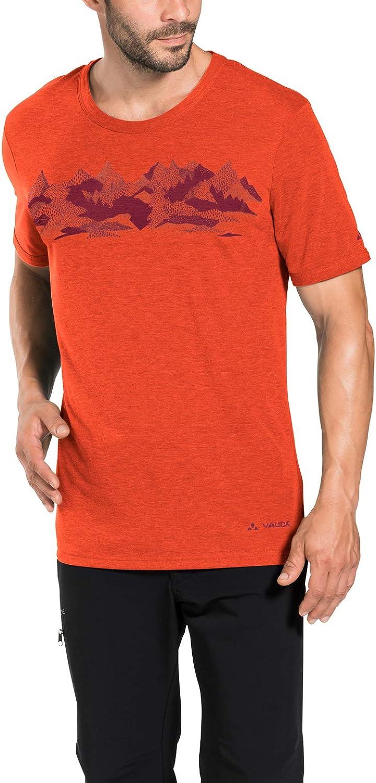 VAUDE Picton T-Shirt Funktionsshirt blau
