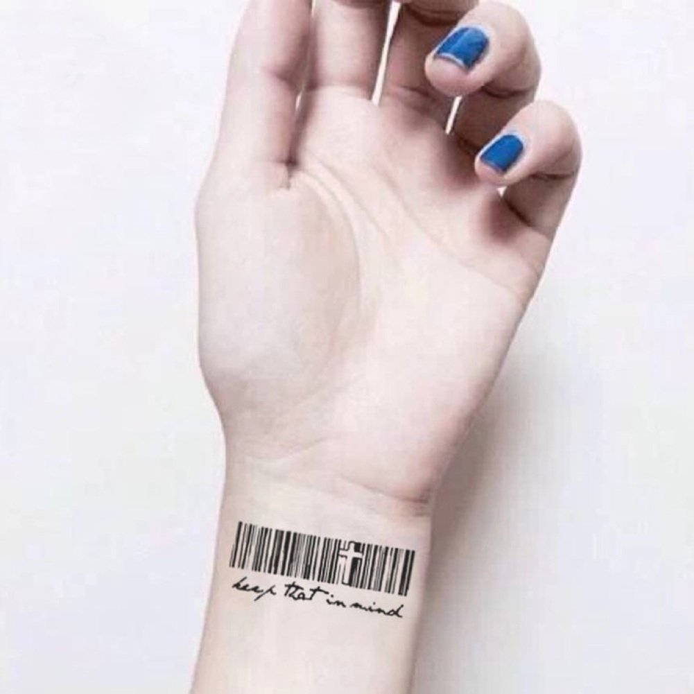 Jspoir Melodiz temporal Tattoo Sticker adhesivo de surf código de ...