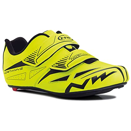 Northwave - Jet EVO, Color Amarillo, Talla UK-8,5