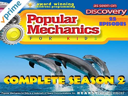 Popular Mechanics For Kids - Complete Season 2