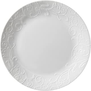 "product image for Corelle Embossed Bella Faenza 10.25"" Dinner Plate (Set of 4)"
