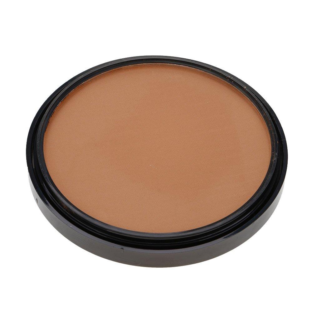 GGG Professional Women Face Makeup Long Lasting Matte Bronzer Highlighter Contour Shading Powder(#1)