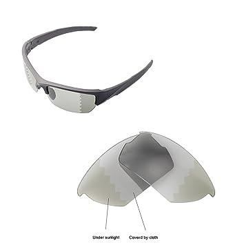 walleva vasos de repuesto para Wiley X valor Gafas de sol - más opciones de veces, Übergang / Photochromisch - Polarisiert: Amazon.es: Deportes y aire libre